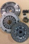 NISSAN NAVARA D40 TD NEW FLYWHEEL & CLUTCH KIT